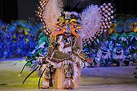 PARINTINS-AM 30-06-2012 - 47º FESTIVAL FOLCLÓRICO DE PARINTINS. 2º APRESENTAÇÃO DO CAPRICHOSO NA ARENA  (BUMBÓDROMO) FOTO: ODAIR LEAL/ACRITICA