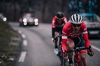 Markel Irizar (ESP/Trek-Segafredo)<br /> <br /> 76th Paris-Nice 2018<br /> stage 6: Sisteron > Vence (198km)