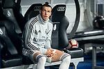 Real Madrid Gareth Bale during La Liga match between Real Madrid and RCD Espanyol at Santiago Bernabeu Stadium in Madrid, Spain. September 22, 2018. (ALTERPHOTOS/Borja B.Hojas)