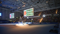 Rotterdam, Netherlands, December 16,  2016, Topsportcentrum,  Coaches Congress , Pressentation Jan Siemerink<br /> Photo: Tennisimages/Henk Koster