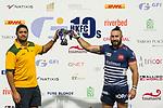 Presentation of the GFI HKFC Rugby Tens 2017 on 06 April 2017 in Hong Kong Football Club, Hong Kong, China. Photo by Juan Manuel Serrano / Power Sport Images