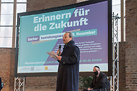 Mit einer Plakat-Kampagne wollen die evangelische und katholische Kirche im Jahr 2021 ein sichtbares Zeichen gegen Antisemitismus setzen. Sie wendet sich insbesondere an die Gemeinden und kirchlichen Einrichtungen. Kernanliegen der Kampagne ist es, die Gemeinsamkeiten zwischen Juden und Christen in den Festen und im religioesen Leben aufzuzeigen, um gegen den zunehmenden Antisemitismus klar Stellung zu beziehen, der auch christliche Wurzeln hat.<br /> Im Bild: Dr. Felix Klein, Beauftragter der Bundesregierung fuer juedisches Leben in Deutschland und den Kampf gegen Antisemitismus.<br /> 11.11.2020, Berlin<br /> Copyright: Christian-Ditsch.de