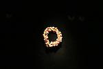 A spectacular Inka bracelet made from sea shells.
