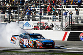 2017 NASCAR XFINITY Series - Rinnai 250<br /> Atlanta Motor Speedway, Hampton, GA USA<br /> Saturday 4 March 2017<br /> Kyle Busch, NOS Energy Drink Toyota Camry celebrates<br /> World Copyright: Barry Cantrell/LAT Images<br /> ref: Digital Image 17ATLbc2422