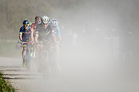 over the dusty 'Plugstreets'<br /> <br /> 79th Gent - Wevelgem 2017 (1.UWT)