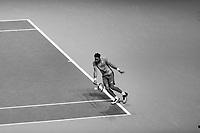 Rotterdam, The Netherlands, 16 Februari 2019, ABNAMRO World Tennis Tournament, Ahoy, Semis, Gael Monfils (FRA),<br /> Photo: www.tennisimages.com/Henk Koster