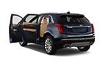 Car images of 2019 Cadillac XT5 Platinum 5 Door Suv Doors