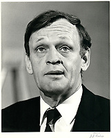 Jean Chretien le 25 aout 1984<br /> <br /> PHOTO :  Agence Quebec Presse