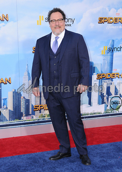 """28 June 2017 - Hollywood, California - Jon Favreau. """"Spider-Man: Homecoming"""" Los Angeles Premiere held at the TCL Chinese Theatre in Hollywood. Photo Credit: Birdie Thompson/AdMedia"""