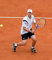 29-05-10, Tennis, France, Paris, Roland Garros, Andy Roddick