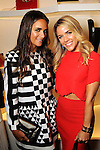 Laure Heriard-Dubreuil  and Cara Crowley at the Versace pre-party before the Vogue Galleria Fashion Show at the Galleria Thursday Sept. 10,2015.(Dave Rossman photo)