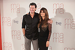 Spanish actress Penelope Cruz and movie director Julio Medem pose during the `Ma Ma´ film presentation in Madrid, Spain. July XX, 2015. (ALTERPHOTOS/Victor Blanco)