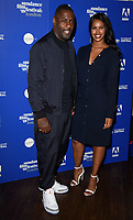 "Idris Elba and Sabrina Dhowre <br /> at the ""Yardie"" premiere as part of the Sundance London Festival 2018, Picturehouse Central, London<br /> <br /> ©Ash Knotek  D3404  01/06/2018"
