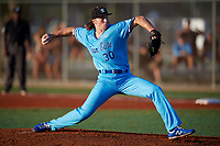 Drew Christo (30) during the WWBA World Championship at Lee County Player Development Complex on October 11, 2020 in Fort Myers, Florida.  Drew Christo, a resident of Elkhorn, Nebraska who attends Elkhorn High School, is committed to Nebraska.  (Mike Janes/Four Seam Images)