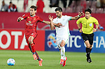 LEKHWIYA (QAT) vs ZOBAHAN (IRN) during their AFC Champions League Group B match on 23 February 2016 held at the Abdullah Bin Khalifa Stadium, in Doha, Qatar. Photo by Stringer / Lagardere Sports