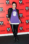 "Eva Marciel attends the presentation of the brand ""Comando Jaza"" in Madrid, December 14, 2015<br /> (ALTERPHOTOS/BorjaB.Hojas)"