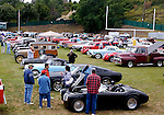 The 18th annual Kiwanis Classic Car Show for cars 1974 and older drew about 1000 spectators to look over the 166 entrants for its one day run at Memorial Field in Port Townsend.