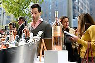 Vins de Provence tasting event at the Eventi Hotel.