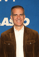 WEST HOLLYWOOD, CA - JULY 15: LA Mayor Eric Garcetti at Apple TV+ Ted Lasso Season 2 Premiere at The Rooftop at The Pacific Design Center in West Hollywood, California on July 15, 2021. <br /> CAP/MPIFS<br /> ©MPIFS/Capital Pictures