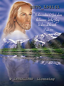 Alfredo, EASTER RELIGIOUS, OSTERN RELIGIÖS, PASCUA RELIGIOSA, paintings+++++,BRTOLP8161,#er# Jesus
