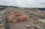 Churches Closed on Easter Sunday due to Coronavirus Pandemic in Bogota
