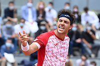 5th June 2021; Roland Garros, Paris France; French Open tennis championships day 7; Cecchinato - Italy