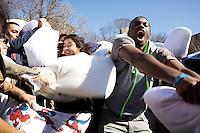 International Pillow Fight Day 2013