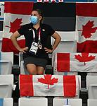 Tokyo 2020 - Para Swimming // Paranatation.<br /> Canadians compete in Para Swimming // Canadiens participent en Paranatation. 08/25/2021.