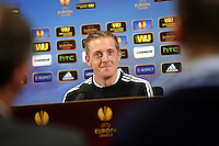 Press conferences and training sessions