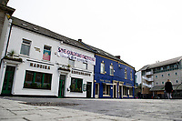 Pictured: A general view of Guildford Crescent, Cardiff, Wales, UK. Thursday 10 January 2019<br /> Re: Calls have been made for a board to be set up to help safeguard music in Cardiff following the closure of one venue and another under threat.<br /> Buffalo has closed, with owners citing business rate rises, while Gwdihw is also set to shut later this month after its landlord did not renew the lease.