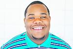 Booker T. Washington student Matthew Blue.