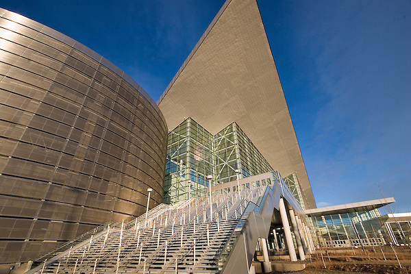 Colorado Convention Center, Denver, Colorado, USA John offers private photo tours of Denver, Boulder and Rocky Mountain National Park. .  John offers private photo tours in Denver, Boulder and throughout Colorado. Year-round.
