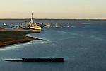 USS Yorktown Aircraft Carrier Patriots Point Mount Pleasant South carolina Cooper River