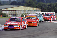 1993 British Touring Car Championship. #77 Matt Neal (GBR). Team Dynamics. BMW 318i.