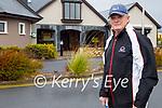 Ronan Burke, Mens Captain of Dooks Golf Club