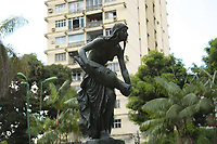 Pessoas; Danca; Cultura; Monumentos; Coreografia; fantasia; foto; Arlan Conceicão; Belém; Pará; Brasil; Acervo H.