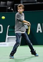 13-02-11,  Tennis, Rotterdam, ABNAMROWTT 2011, Alec Deckers