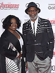 "Samuel L. Jackson and wife LaTanya Richardson attends The World Premiere of Marvel's ""Avengers"" Age of Ultron,"" held at The Dolby Theatre in Hollywood, California on April 13,2015                                                                               © 2014 Hollywood Press Agency"