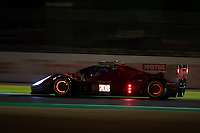 #708 Glickenhaus Racing Glickenhaus 007 LMH Hypercar, Luis Felipe Derani, Franck Mailleux, Olivier Pla, 24 Hours of Le Mans , Free Practice 2, Circuit des 24 Heures, Le Mans, Pays da Loire, France