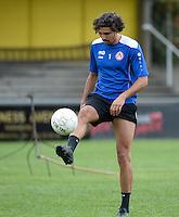 KV Kortrijk : Elohim Rolland <br /> foto VDB / BART VANDENBROUCKE