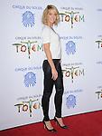 Jenna Elfman attends Totem from Cirque du Soleil Premiere at Santa Monica Pier in Santa Monica, California on January 21,2014                                                                               © 2014 Hollywood Press Agency