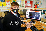 Mikey Lane, 5th year Computer Science Student in Coláiste Na Ríochta.