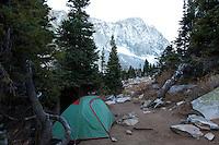 Campsite # 5, near Capitol Lake, Colorado