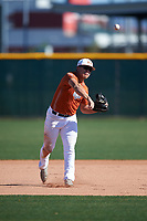 Jacob Gutierrez during the Under Armour All-America Tournament powered by Baseball Factory on January 19, 2020 at Sloan Park in Mesa, Arizona.  (Zachary Lucy/Four Seam Images)