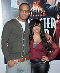 T.I. and Tiny at Warner Bros Pictures' L.A. Premiere of Gangster Squad held aat The Grauman's Chinese Theater in Hollywood, California on January 07,2013                                                                   Copyright 2013 Hollywood Press Agency