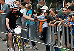 Riders compete in the Klunker Crit during the 4th annual Carson City Off-Road, in Carson City, Nev., on Friday, June 28, 2019.<br /> Photo by Cathleen Allison/Nevada Momentum