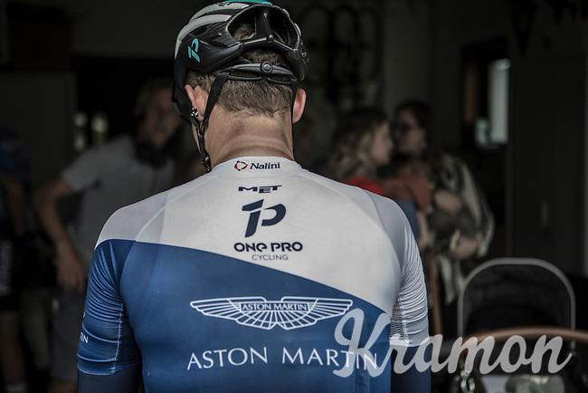 Emils Liepins (LTV/One Pro Cycling) wins the 11th Heistse Pijl 2018<br /> <br /> Turnhout > Heist-op-den Berg 194km (BEL)