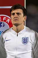 Harry Maguire of England during the UEFA Euro 2020 Qualifying Group A match between Kosovo and England at Fadil Vokrri Stadium on November 17th 2019 in Pristina, Kosovo. (Photo by Daniel Chesterton/phcimages.com)<br /> Photo PHC Images / Insidefoto <br /> ITALY ONLY