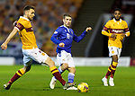 Motherwell v St Johnstone…28.11.20   Fir Park      BetFred Cup<br />David Wotherspoon and Stephen O'Donnell<br />Picture by Graeme Hart.<br />Copyright Perthshire Picture Agency<br />Tel: 01738 623350  Mobile: 07990 594431