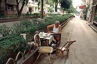 China, Kanton (Canton, Guangzhou), auf der Shamian-Insel